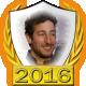 Daniel Ricciardo fanbadge