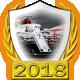 Sauber-Ferrari fanbadge