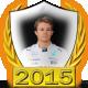Nico Rosberg fanbadge