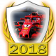 Ferrari fanbadge