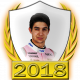 Esteban Ocon fanbadge