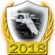 Williams-Mercedes fanbadge