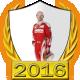Kimi Raikkonen fanbadge