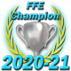 Come 2nd in the 2020-21 FFE Championship