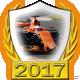 McLaren-Honda fanbadge
