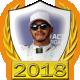 Lewis Hamilton fanbadge
