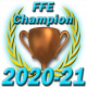Come 3rd in the 2020-21 FFE Championship