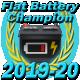 Come last in the 2019-20 FFE Championship