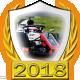 Haas-Ferrari fanbadge