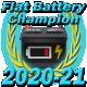 Come last in the 2020-21-21 FFE Championship