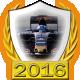 Toro Rosso-Ferrari fanbadge