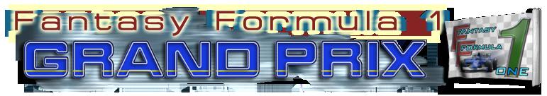 Fantasy Formula 1 Grand Prix